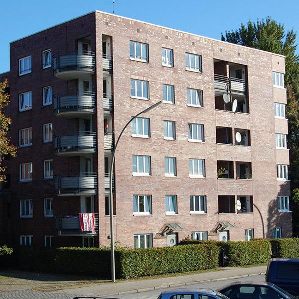 Verkauf Mehrfamilienhäuser